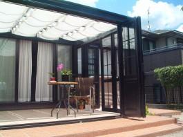 福岡県福岡市早良区 K様邸 ガーデンルーム サンルーム 施工例 デザイン ガーデン 庭