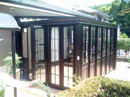 福岡県福岡市早良区 K様邸 ガーデンルーム・サンルーム施工例
