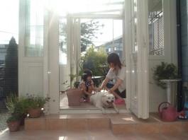福岡県福岡市早良区 S様邸 ガーデンルーム・サンルーム施工例