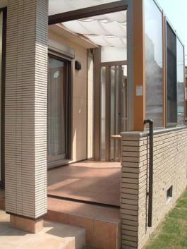 福岡県春日市 O様邸 ガーデンルーム サンルーム デザイン 施工例 庭 外構 エクステリア