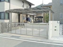 福岡県筑紫野市 W様邸 洋風ガーデン 外構工事 施工例 デザイン