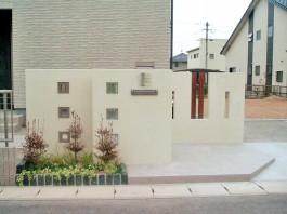 佐賀県神埼郡吉野ヶ里町 N様邸 門まわり施工例