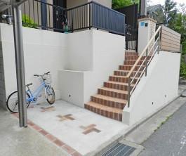 福岡県大野城市 O様邸 門まわり施工例