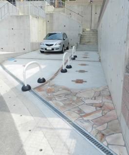 福岡県粕屋郡志免町 T様邸 ガーデニング ガーデン 洋風車庫外構工事 デザイン