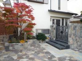 福岡県春日市 G様邸 外構リフォーム リフォーム外構 工事施工例