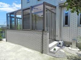 福岡県大野城市 I様邸 ガーデンルーム・サンルーム施工例