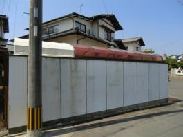福岡県春日市N様邸 カーポート施工前