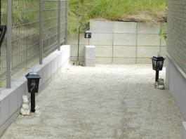 福岡県粕屋郡志免町 T様邸 ガーデニング ガーデン 洋風ガーデニング照明 デザイン