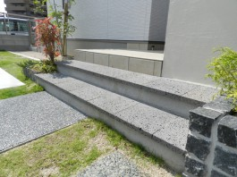 福岡県久留米市 S様邸 新築外構 門まわり デザイン