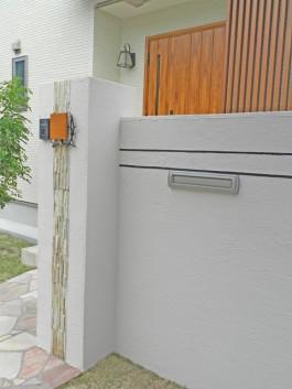 福岡県久留米市 K様邸 新築外構施工例