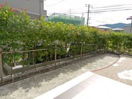 福岡県大野城市 A様邸 玄関アプローチ ガーデン リフォーム デザイン