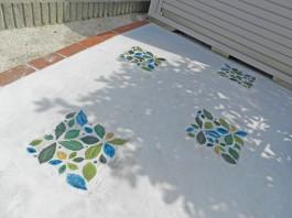 福岡県大野城市 A様邸 陶器 飾り ガーデン リフォーム 施工例