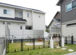 福岡県大野城市 Y様邸 目隠し フェンス ガーデニング リフォーム 施工例