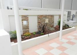 福岡県大野城市 Y様邸 テラス・屋根 花壇 ガーデン ガーデニング デザイン