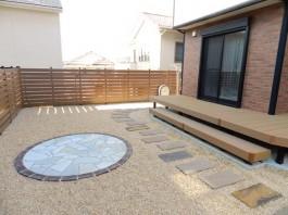 福岡県福津市 k様邸 お客様の声 洋風ガーデンリフォーム 外構工事