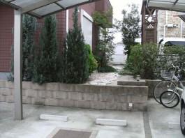 福岡県太宰府市 Y様邸 リフォーム 洋風 ガーデン 外構 工事 デザイン 施工前