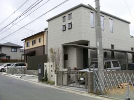 エクステリア 新築外構 デザイン 福岡県古賀市