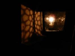 夜のライトアップは幻想的で美しい。