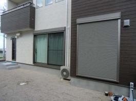 福岡県大野城市のウッドデッキがあるお庭・ガーデン工事前。家族で和むナチュラルガーデン