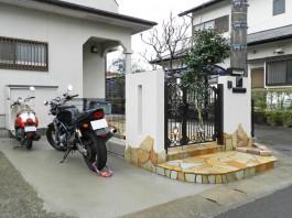福岡県筑紫野市の外構・門まわり・お庭のフェンスをリフォームしたお客様の感想。