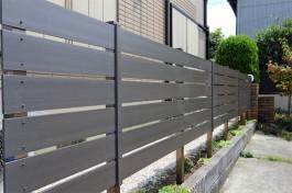 福岡県八女市 M様邸 フェンス施工例(リフォーム)