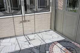 飯塚市O様邸に、暖蘭物語を施工しました